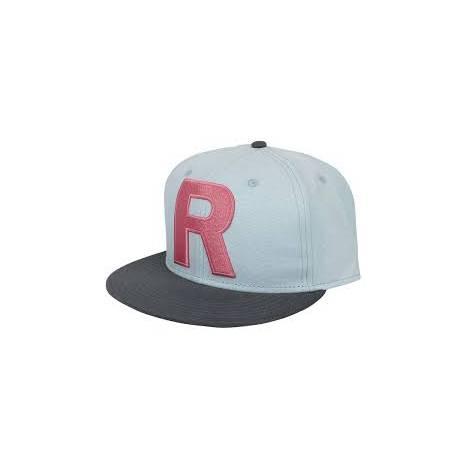 Pokemon - Team Rocket Big R Snapback Cap (SB290226POK)