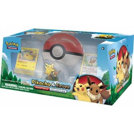Pokémon TCG – Pikachu & Eevee Poke Βall Collection