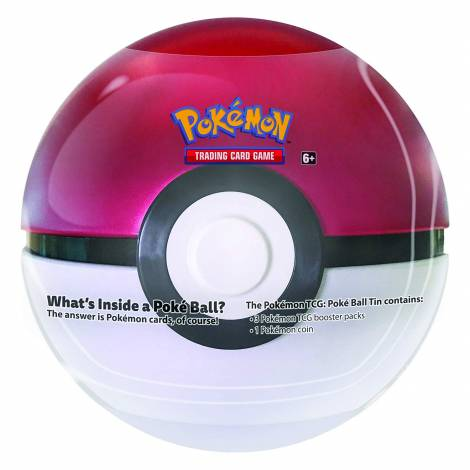 Pokémon TCG – Poke Ball Tin