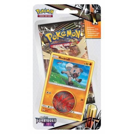 Pokémon TCG – Sun & Moon Forbidden Light Checklane Blister
