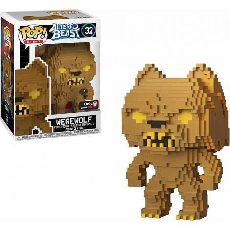 POP! 8-bit: Altered Beasts - Werewolf (Special Edition) #32