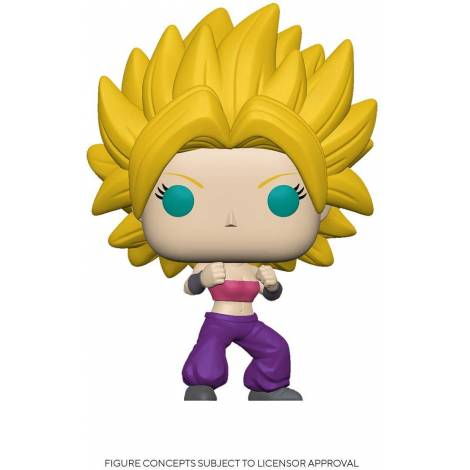 POP! Animation: Dragon Ball Super - Super Saiyan Caulifla # Vinyl Figure