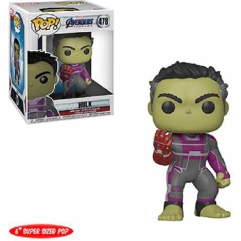 POP: Avengers: Endgame Hulk #478 Vinyl Figure (15cm)