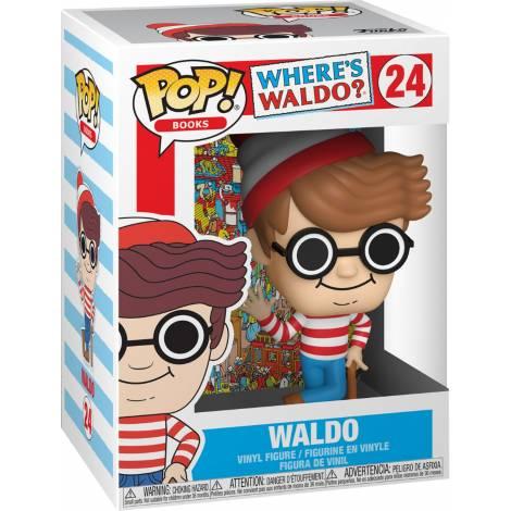 POP Books: Where's Waldo - Waldo  #24