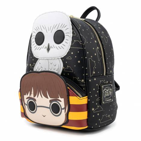 POP by Loungefly Harry Potter Hedwig Cosplay Mini Pu Backpack (HPBK0123)