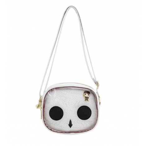 POP by Loungefly Harry Potter Hedwig Pin Trader Cross Body Bag (HPTB0157)