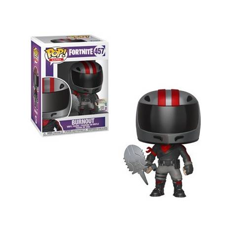 POP! Games: Fortnite - Burnout #457 Vinyl Figure