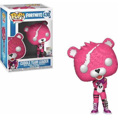 POP! Games: Fortnite - Cuddle Team Leader #430 Vinyl Figure
