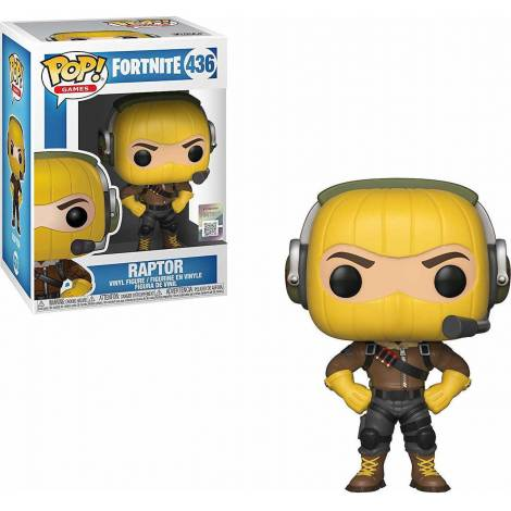 POP! Games: Fortnite - Raptor #436 Vinyl Figure