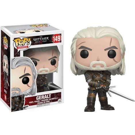 POP! Games: The Witcher Geralt #149 Vinyl Figure