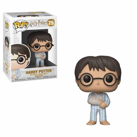 POP! Harry Potter: S5 - Harry Potter (PJs) #79 Vinyl Figure