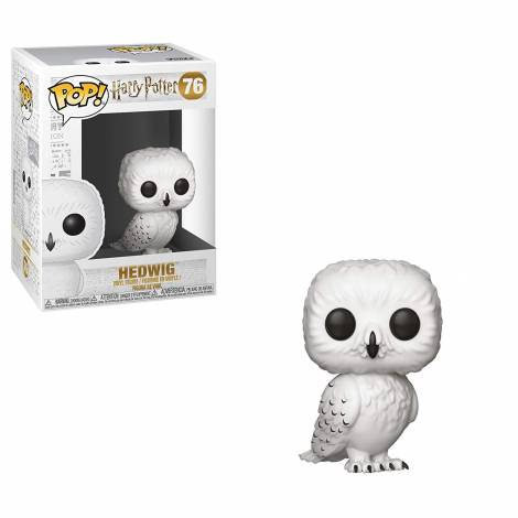 POP! Harry Potter: S5 - Hedwig #76 Vinyl Figure