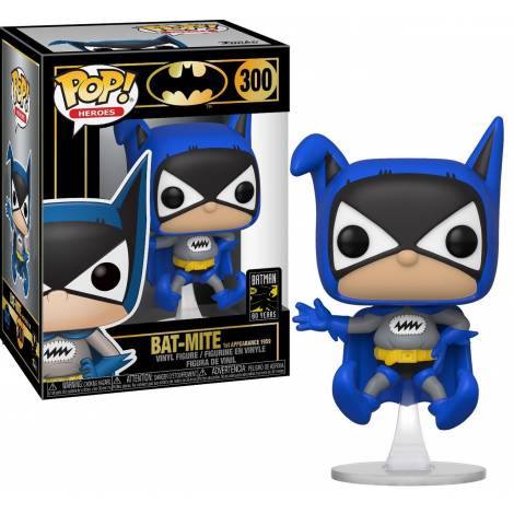 POP Heroes: Batman 80th - Bat-Mite 1st Appearance (1959) #300 Vinyl Figure