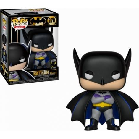 POP! Heroes Batman 80th - Bob Kane(1st Appearance) #270 Vinyl Figure