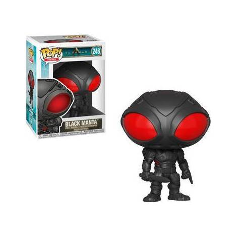 POP! Heroes: DC Comics Aquaman - Black Manta #248 Vinly Figure