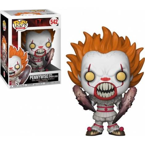 POP! Movies: IT - Pennywise (with Spider Legs) #542 Vinyl Figure
