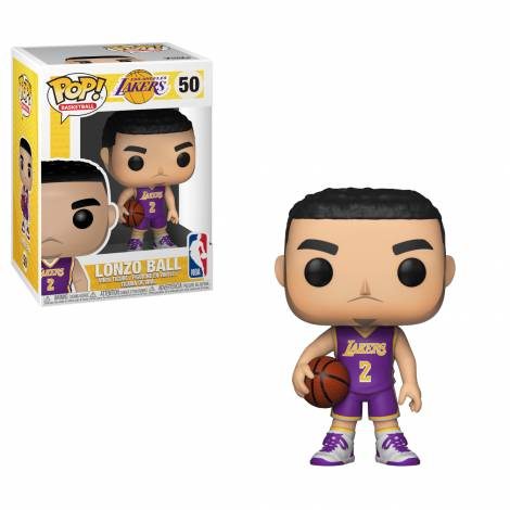 POP! NBA: Lonzo Ball #50 Vinyl Figure