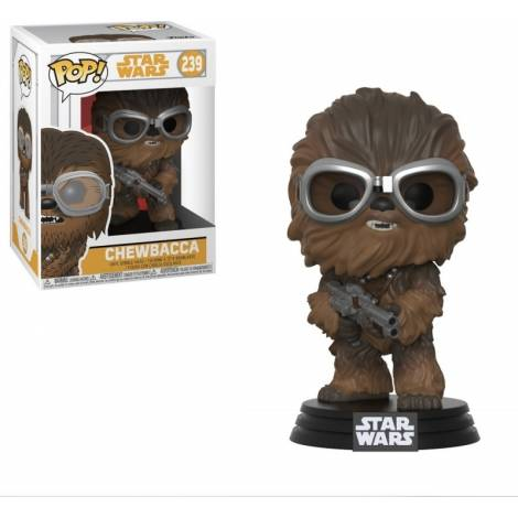 POP! Star Wars: Chewbacca #239 Vinyl Bobble-Head Figure