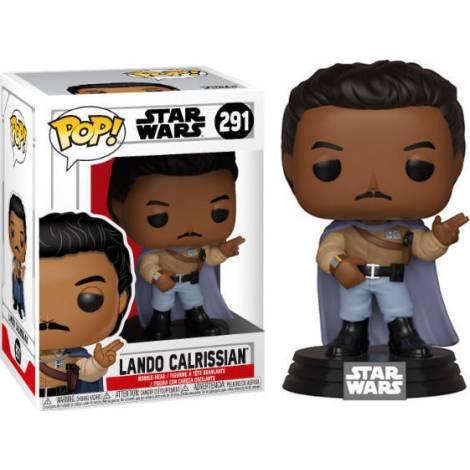 POP! Star Wars: General Lando Calrissian #291 Bobble-Head Vinyl Figure
