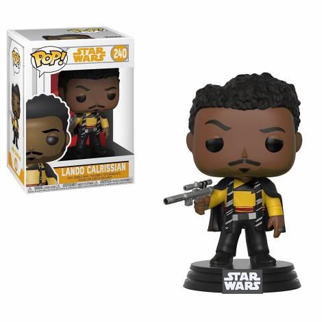 POP! Star Wars: Lando Calrissian #240 Vinyl Bobble-Head Figure