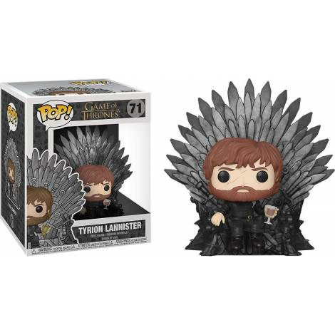 Pop! Television: Game of Thrones - Tyrion Sitting on Iron Throne #71
