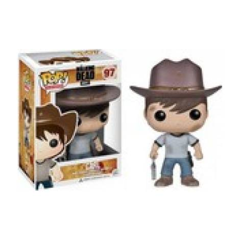 POP! Television : Walking Dead Carl #97 Vinyl Figure