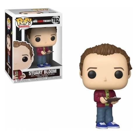 POP! TV : Big Bang Theory Stuart Bloom #782 Vinyl Figure