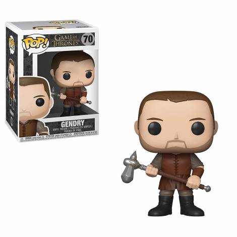 POP Vinyl: Game of Thrones - Gendry #70 Vinyl Figure