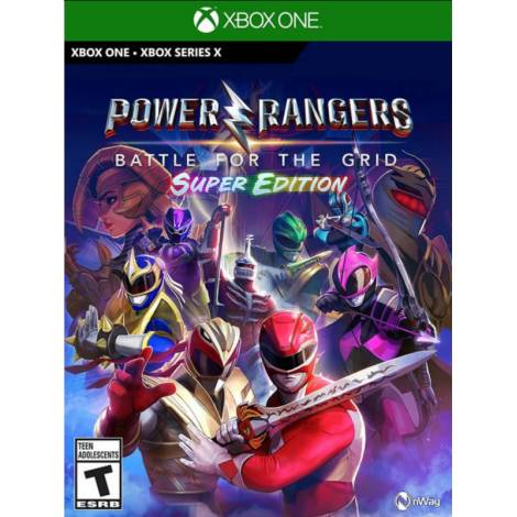 Power Rangers : Battle For The Grid Super Edition (Xbox One/Xbox Series X)