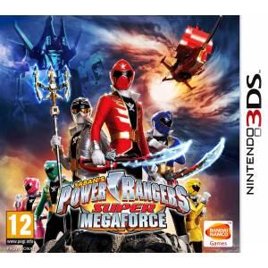 Power Rangers Super Megaforce (NINTENDO 3DS)