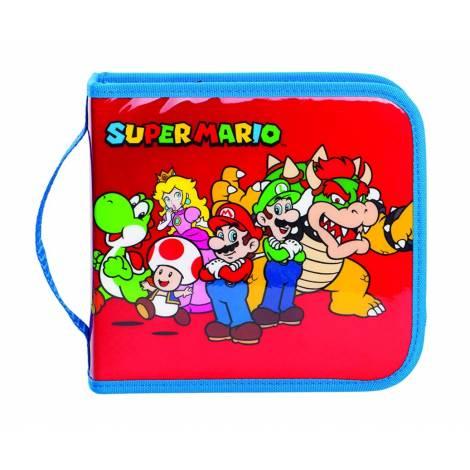 PowerA Super Mario Universal Folio Case (Nintendo DS) (1242153-02)
