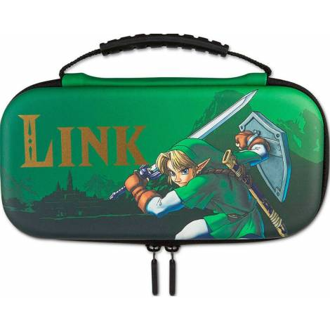PowerA Protection Case Kit Hyrule Link for Switch Lite (Nintendo Switch)