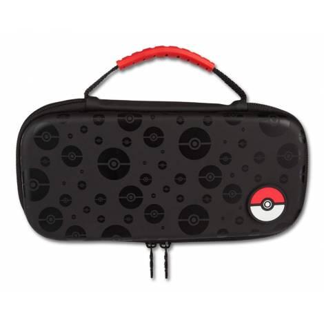 PowerA Protection Case Poke Ball Black (Nintendo Switch) (1513051-01)