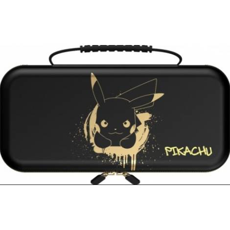 PowerA Universal Protection Case Pikachu Gold/Black (Nintendo Switch Lite)