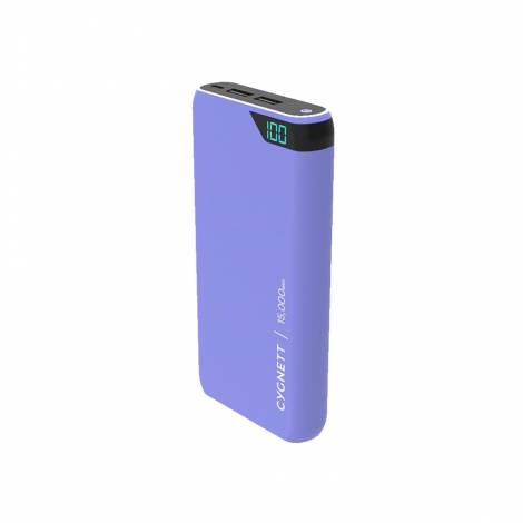 Powerbank Cygn ChargeUpBoost15,000mAh LIL  (CY2510PBCHE)