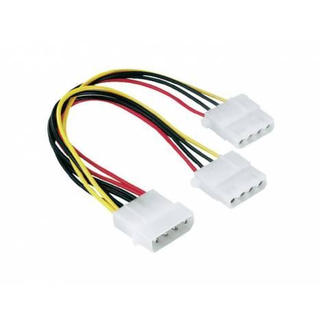 Powertech καλ.ρευματος μετατροπέας IDE (CAB-W004)