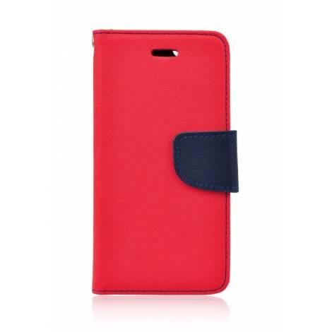 POWERTECH Θήκη Fancy για Huawei Y3 II, Red-Navy Mob-0747