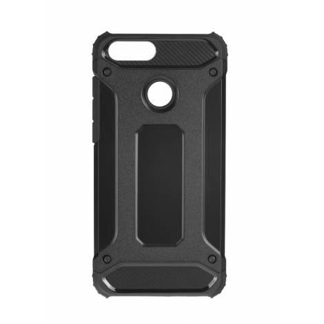 POWERTECH θήκη Hybrid Protect για Huawei Honor 7X, μαύρη  Mob-0888