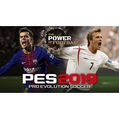 Pro Evolution Soccer 2019  (ΑΓΓΛΙΚΟ)  Steam CD Key (Κωδικός μόνο) (PC)