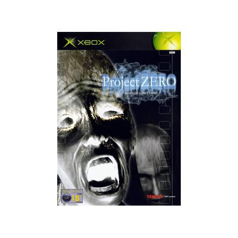 Project Zero (CD Μονο) (XBOX)