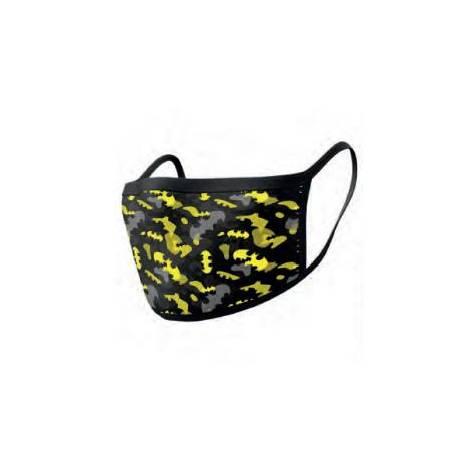 Pyramid Προστατευτικές μάσκες  προσώπου 2τεμ. Batman Camo Yellow (GP85578)