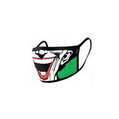 Pyramid Προστατευτικές μάσκες προσώπου 2τεμ. Joker (GP85555)