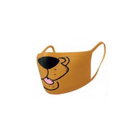 Προστατευτικές μάσκες  προσώπου 2τεμ. Scooby Doo