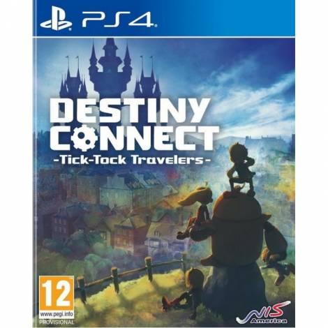 PS4 Destiny Connect: Tick-Tock Travelers (EU)