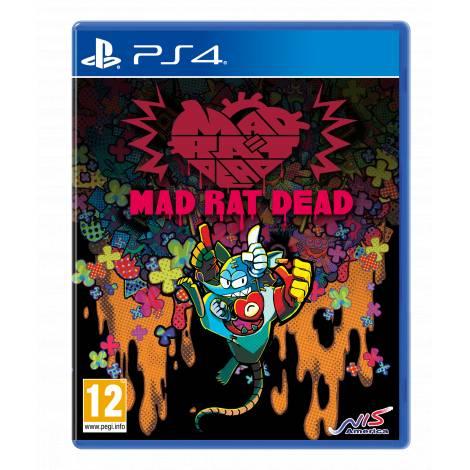 PS4 Mad Rat Dead (EU)