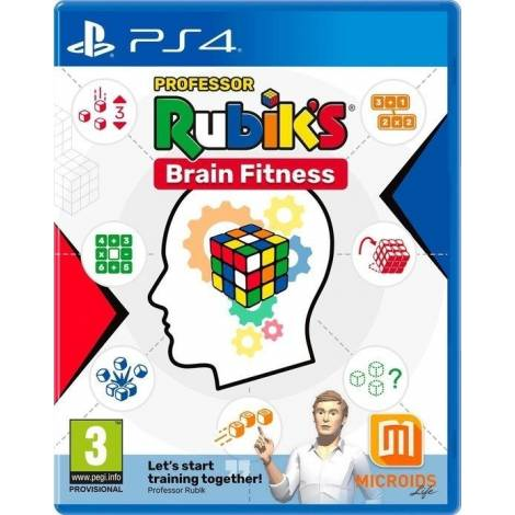 PS4 Professor Rubik's Brain Fitness (EU)