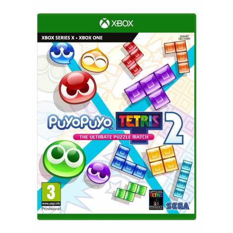 Puyo Puyo Tetris 2 (XBOX ONE , XBOX SERIES X)