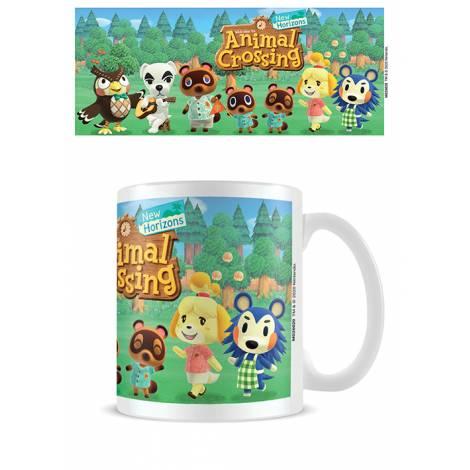 Pyramid Animal Crossing (Characters Lineup) Mug (MG26020)
