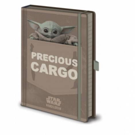 Pyramid Star Wars - The Mandalorian (Precious Cargo) Premium A5 Notebook (SR73307)