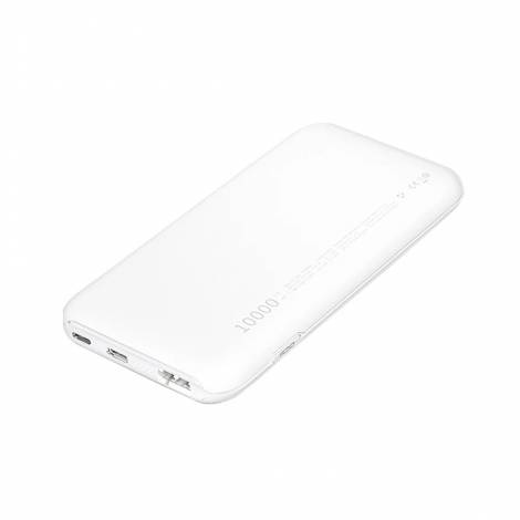 QCY PB10 Portable Charger 10000 mAh - White